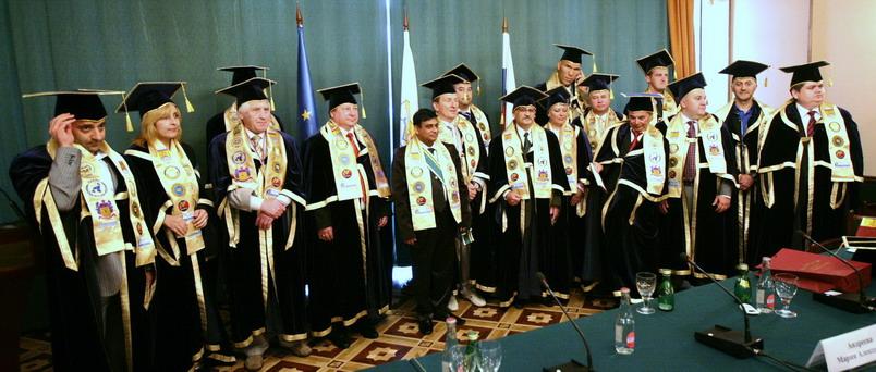 Международный Высший Ученый Совет МВУС