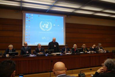 8TH WORLD SCIENTIFIC CONGRESS UNO GENEVA