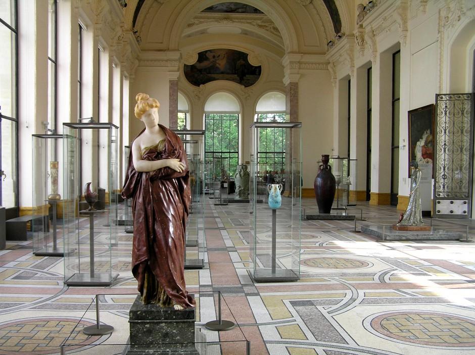 PATIT PALAIS Musée des Beaux-Arts de la Ville de Paris